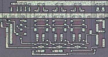 Soundchip GI AY-3-8910