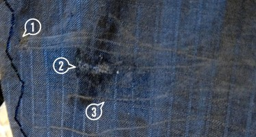 Urlaubsquickie – Kite reparieren