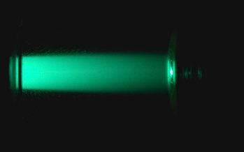 Senf Fluoreszenz